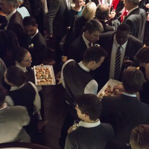 Hire a waiter for london wedding