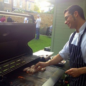 BBQ chef for London summer party
