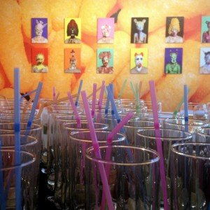 Waiting staff hire for London gallery event