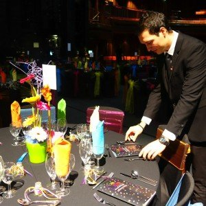 Bartenders and waiting staff for corporate events in London and surrounding areas