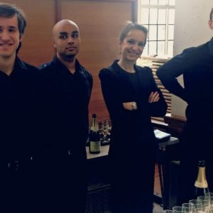 Efficient bar staff for any event in London
