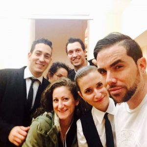 Best waiters and waitresses in London