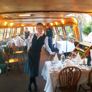 Wedding waiters and waitresses in London