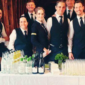 Wedding staff hire