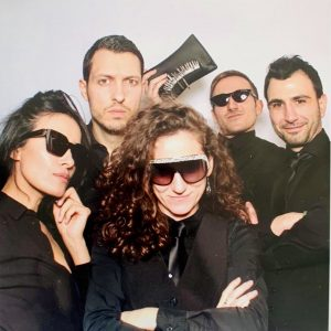 Staff for promotional event in London